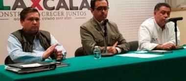 Afectadas mil cuatro escuelas en Tlaxcala