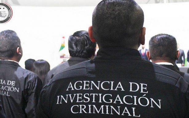 Actúa la PGR en la delegación Álvaro Obregón