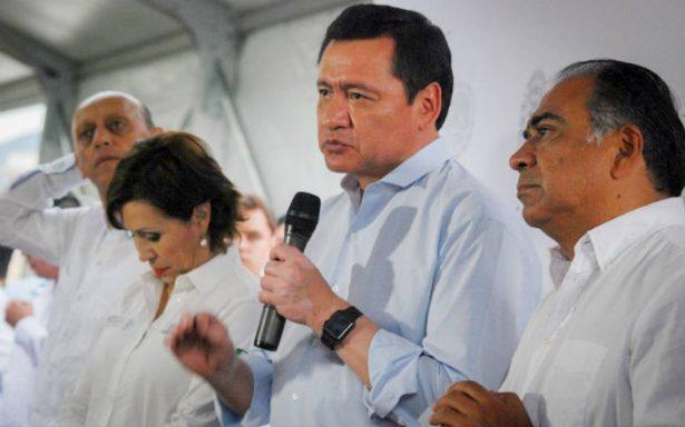 Osorio Chong cancela reunión con la Jucopo en San Lázaro