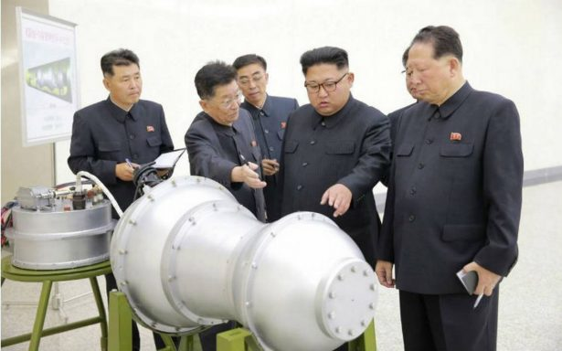 Corea del Norte ha desarrollado una moderna bomba de hidrógeno