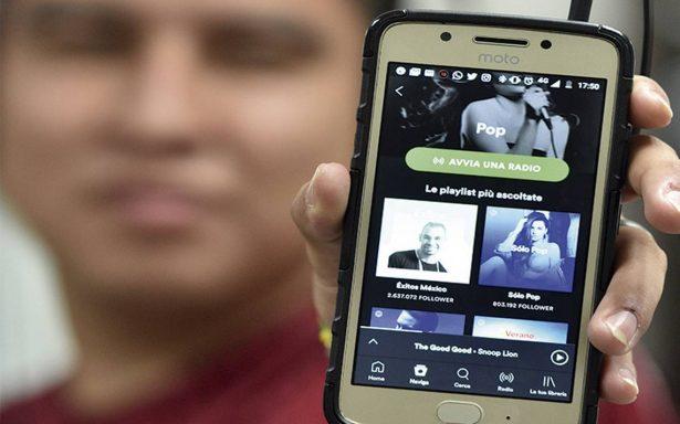 ¿Se le hará a Spotify poder cotizar en la Bolsa de EU este año?