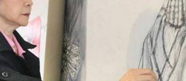 Picasso y Lorca fluyen en la obra artística de la hermana de Yoko Ono
