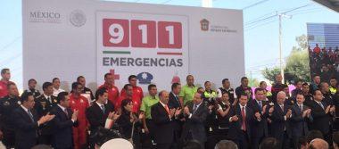 [En Vivo] Enrique Peña Nieto pondrá en operación de manera formal el 911 en el país