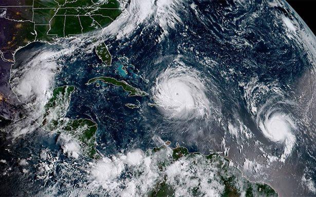 Katia se intensifica a categoría 2; amenaza costas de Veracruz