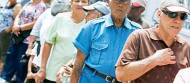 Reclama Morena más recursos  para pensión de adultos mayores