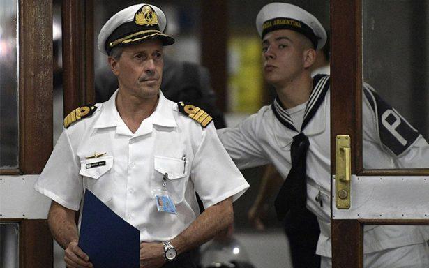 Podrían 'rodar cabezas' en de la Armada argentina por desaparición de submarino