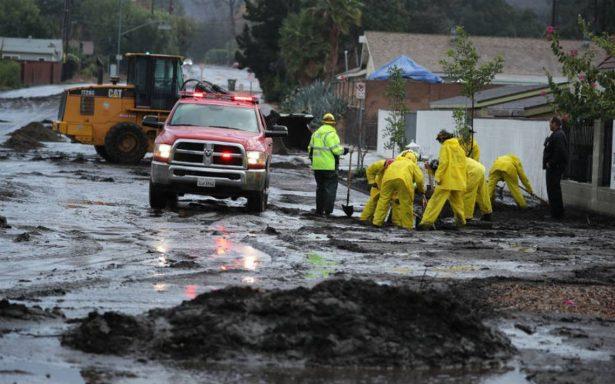 Deslaves en California dejan 15 muertos, autoridades temen que haya más víctimas