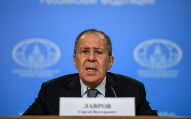 """Rusia acusa a EU de """"desestabilizar el mundo"""" y """"militarizar el espacio"""""""