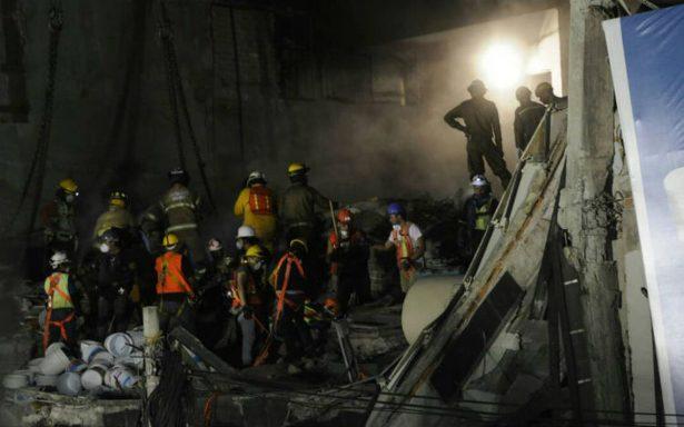 Suman 326 personas fallecidas por sismo: Protección Civil