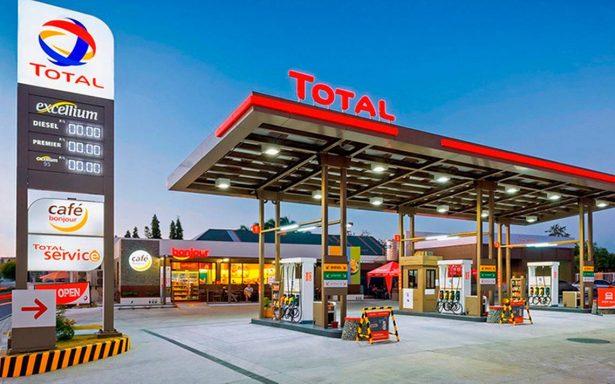 Colocará la francesa Total, 250 gasolineras en México