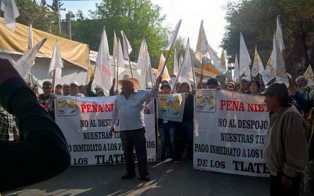 Propietarios de Chimalhuacán tomarán el AICM