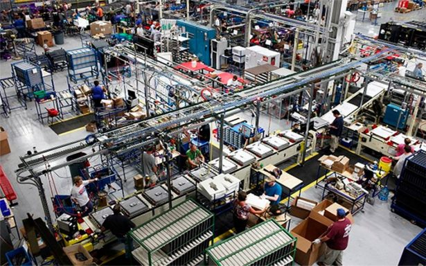 Pese a incertidumbre por el TLCAN, crece la manufactura