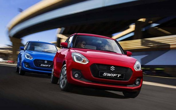 Suzuki Swift Boosterjet, te robará el aliento