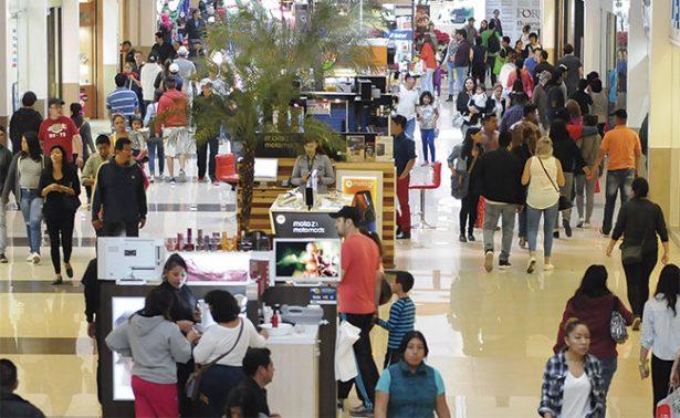 Pierde dinamismo el mercado interno de las cadenas comerciales; crecieron 4%