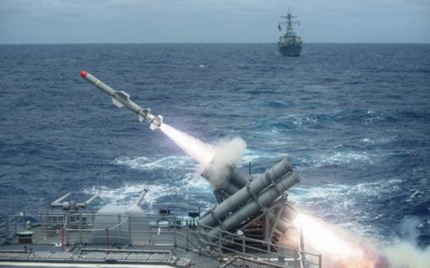 México destinará 98.4 mdd para la compra de misiles navales a EU