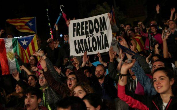 Tribunal español declara ilegal y anula ley de referendo catalán
