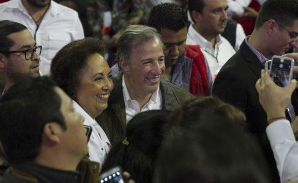 """""""Sí, soy simpatizante del PRI"""", declara Meade en Asamblea General"""