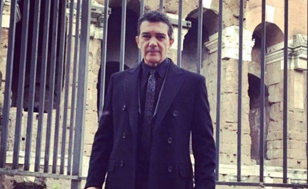 """Antonio Banderas deja atrás """"La Mascara del Zorro"""" para convertirse en Pablo Picasso"""