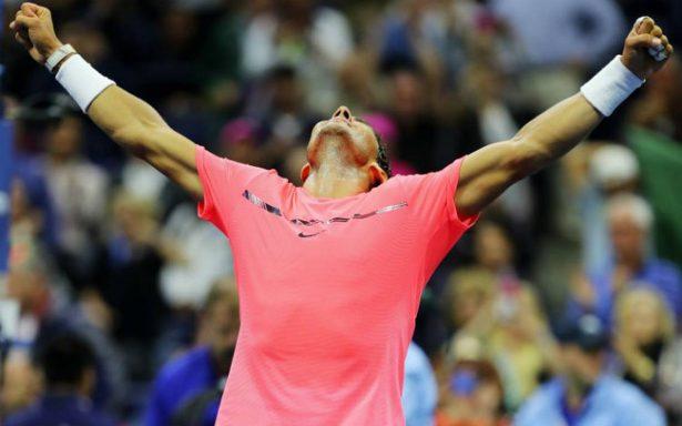 Nadal pasa susto ante Mayer pero avanza en el  US Open