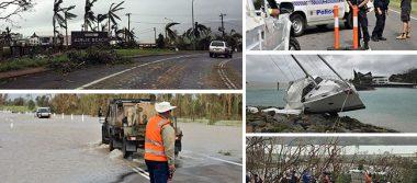 #Video Australia reporta daños significativos tras paso de Debbie