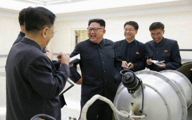 """Corea del Norte advierte que enviará a EU más """"regalitos"""""""