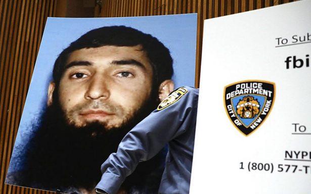 Atacante de NY era chofer de Uber que pasó aún con antecedentes penales