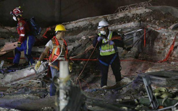 Ya son 319 los fallecidos por el sismo del 19 de septiembre