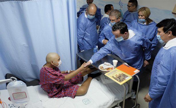 Registra México más de 5 mil 900 casos de cáncer de cabeza