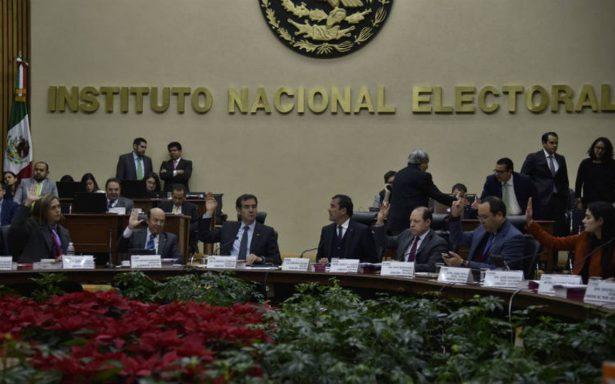 Ordena INE cambiar nombre a coalición 'Meade ciudadano por México'