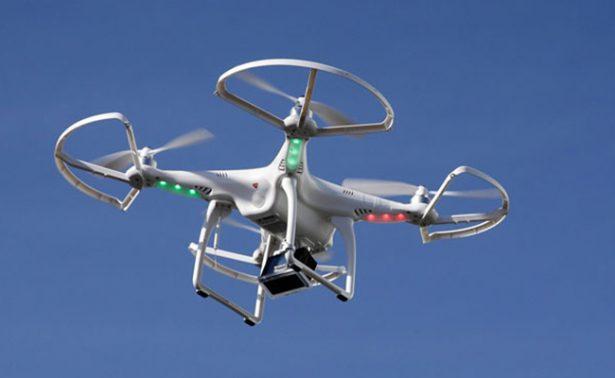 Listo el proyecto para usar drones en vigilancia policial