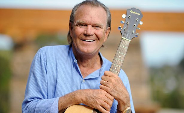 Muere el músico de country, Glen Campbell