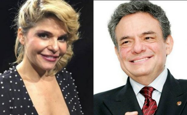 ¡Itatí Cantoral será la esposa de el Príncipe de la Canción!