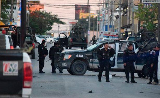 Ministeriales causan pánico al efectuar arresto en Tanquián
