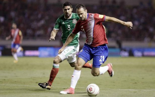 Costa Rica rescata el empate ante México y está en Rusia 2018