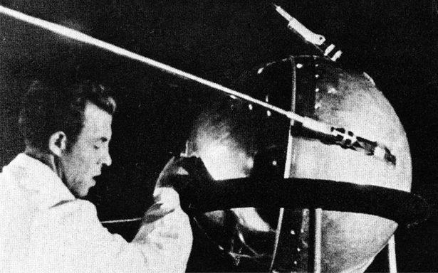 Sputnik-1, primer satélite artificial celebra 60 años de su lanzamiento