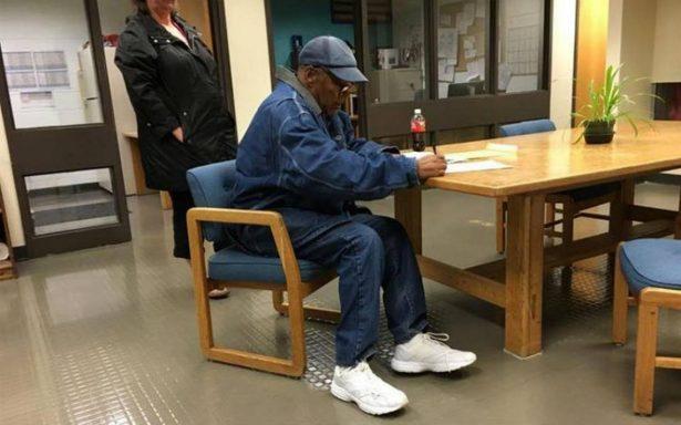 Liberan a OJ Simpson tras nueve años en prisión