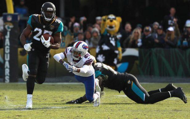 Jaguars vencen a Bills y avanzan a juego divisional en Conferencia Americana