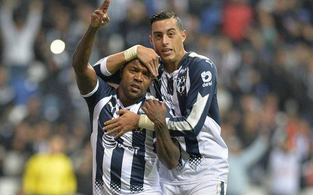 Rayados y Santos empatan a uno