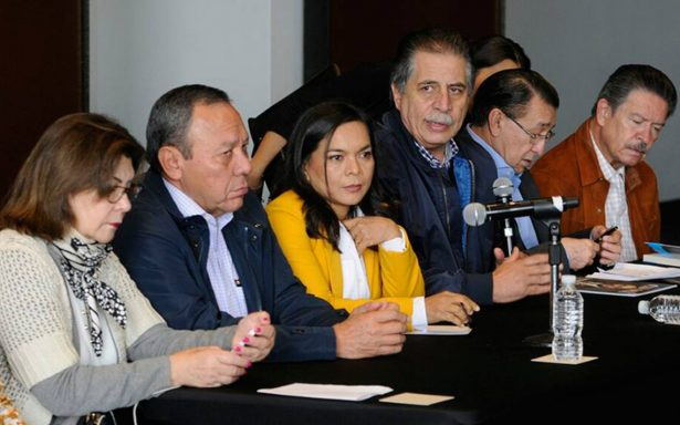 PAN, PRD y Movimiento Ciudadano impediremos Mesa Directiva en el Senado: Zambrano