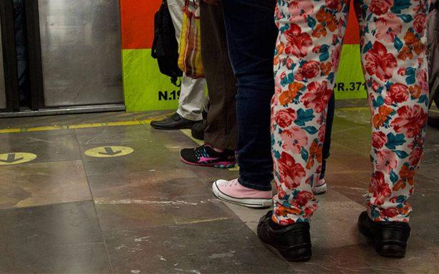 Usuarios reportan asalto en la Línea B del Metro