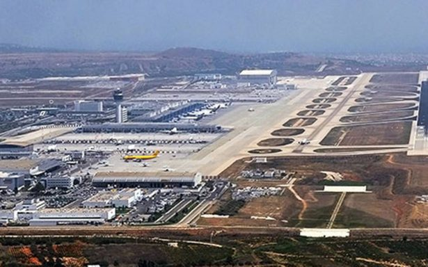 Antiguo aeropuerto de Grecia, zona arqueológica