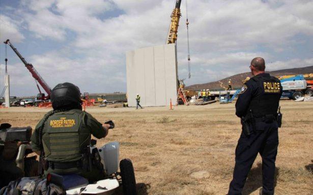 Comité del Congreso de EU aprueba proyecto de 10 mil mdd para muro de Trump
