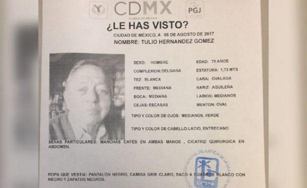 Hallan al exgobernador de Tlaxcala reportado como desaparecido