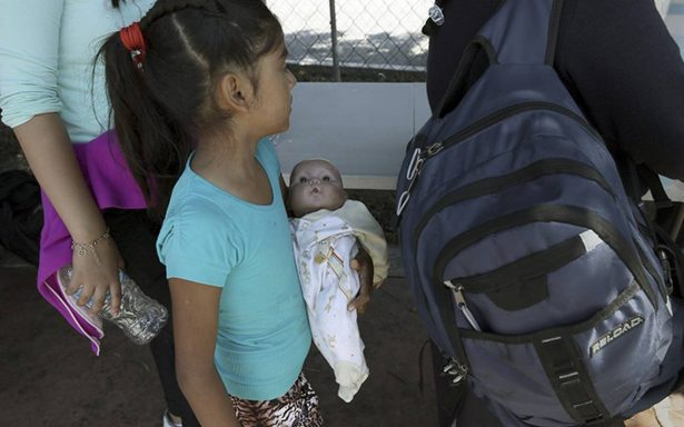 Detectan enfermedades venéreas en niños migrantes