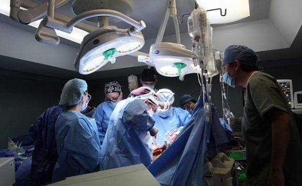 Se han realizado 6 mil  685 trasplantes en el país