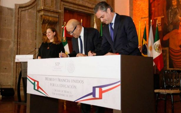 SEP junto a Francia crearán la Universidad Franco-Mexicana en Monterrey