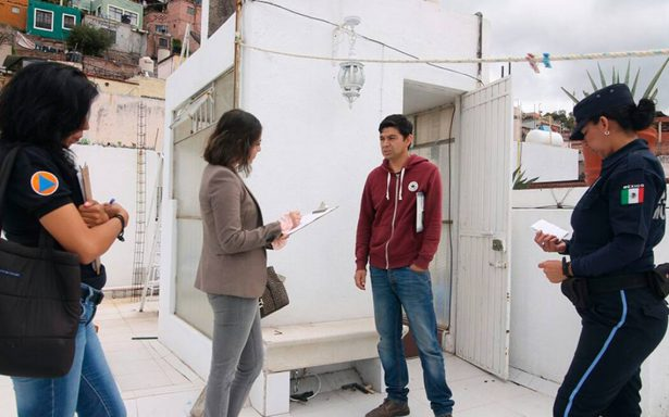 Previo a Festival Internacional Cervantino, revisan hostales en Guanajuato