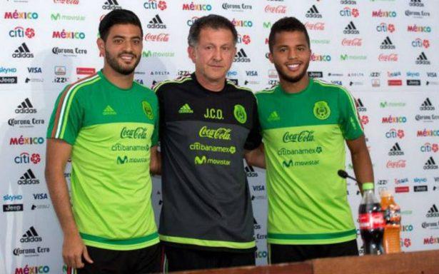 Misión MLS: Osorio se reunirá con Vela, Gio y Jona