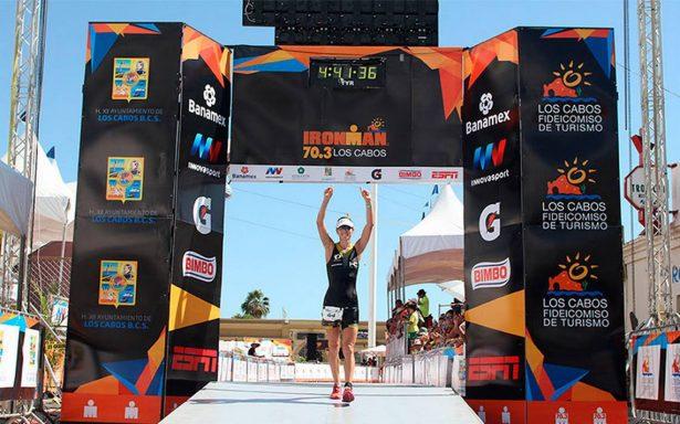 Los Cabos será sede de la quinta edición del triatlón Ironman