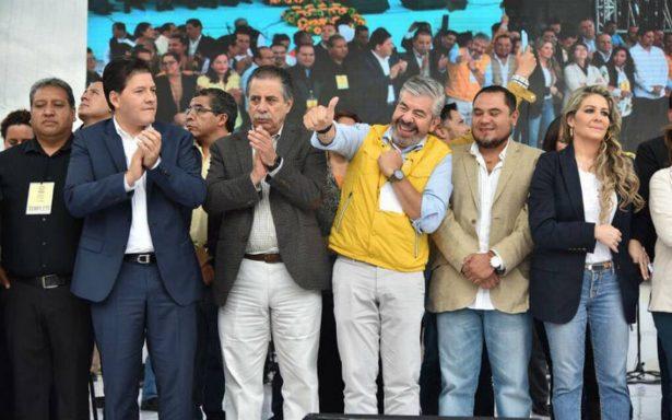 """Destapan"" a Víctor Hugo Lobo como aspirante del PRD a jefatura de CDMX"